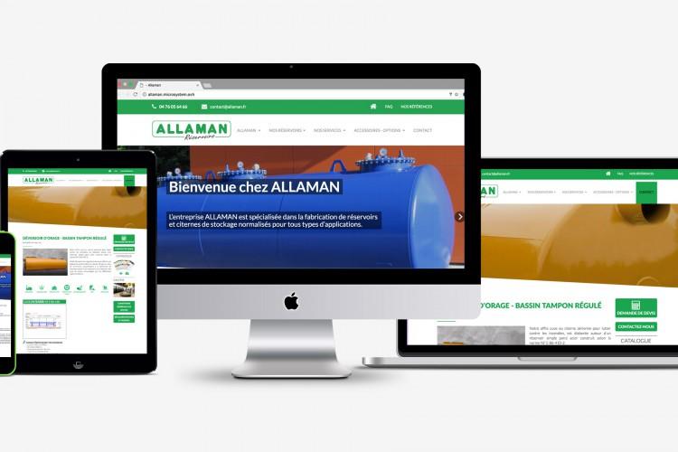 Allaman fait peau neuve avec son nouveau site internet