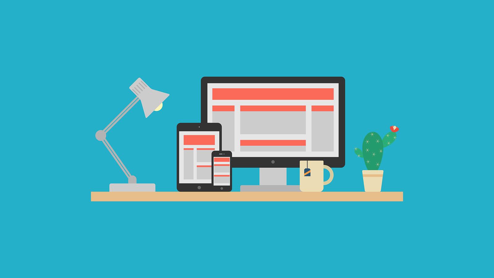 5 bonnes raisons de rendre votre site web responsive design
