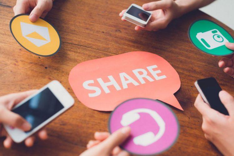 La science des partages sur les réseaux sociaux