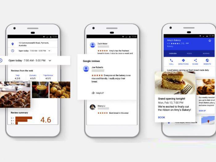 Google My Business : 4 fonctionnalités à tester pour une meilleure visibilité