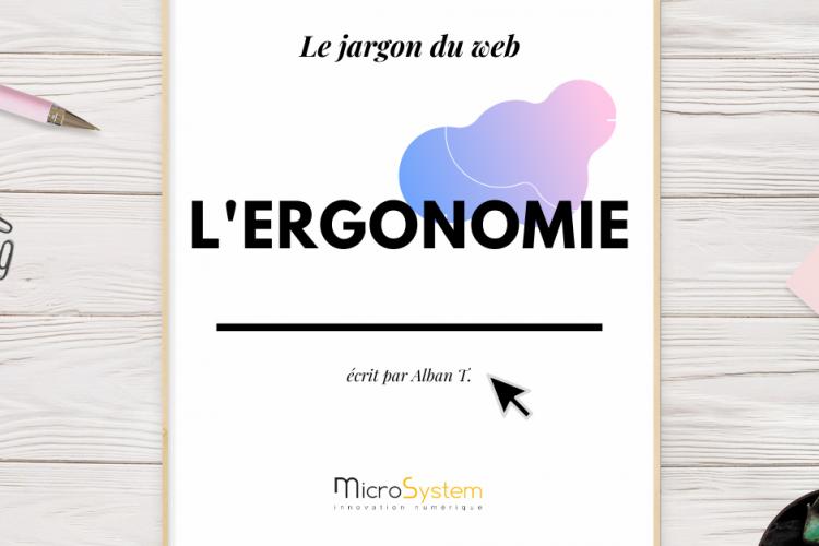 Le jargon du web : l'ergonomie d'un site