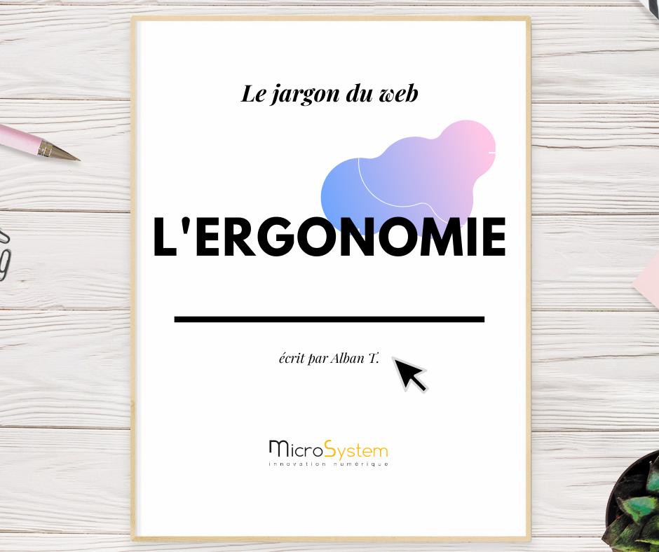 L'ergonomie d'un site : Le jargon du web
