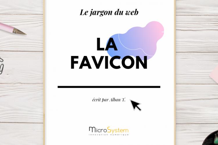 LE JARGON DU WEB : La favicon