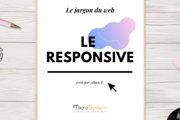 LE JARGON DU WEB : Le responsive