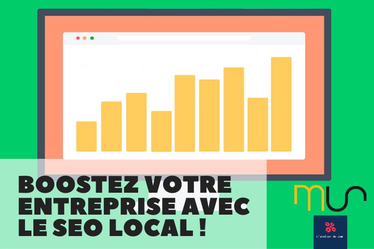 Boostez votre entreprise avec le SEO local !