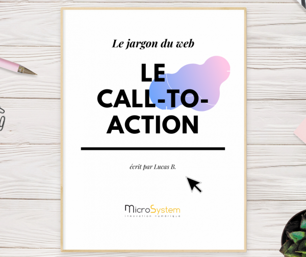 Call-to-action : Le jargon du web